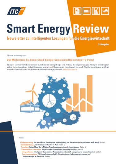 Cover: ITC Smart Energy Review #9