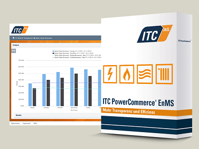 ITC PowerCommerce Energiemanagement-Software